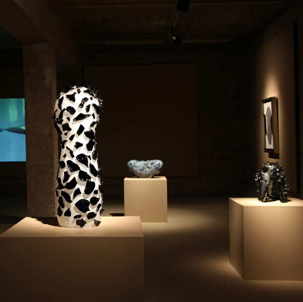 Hollowing Light Exhibition