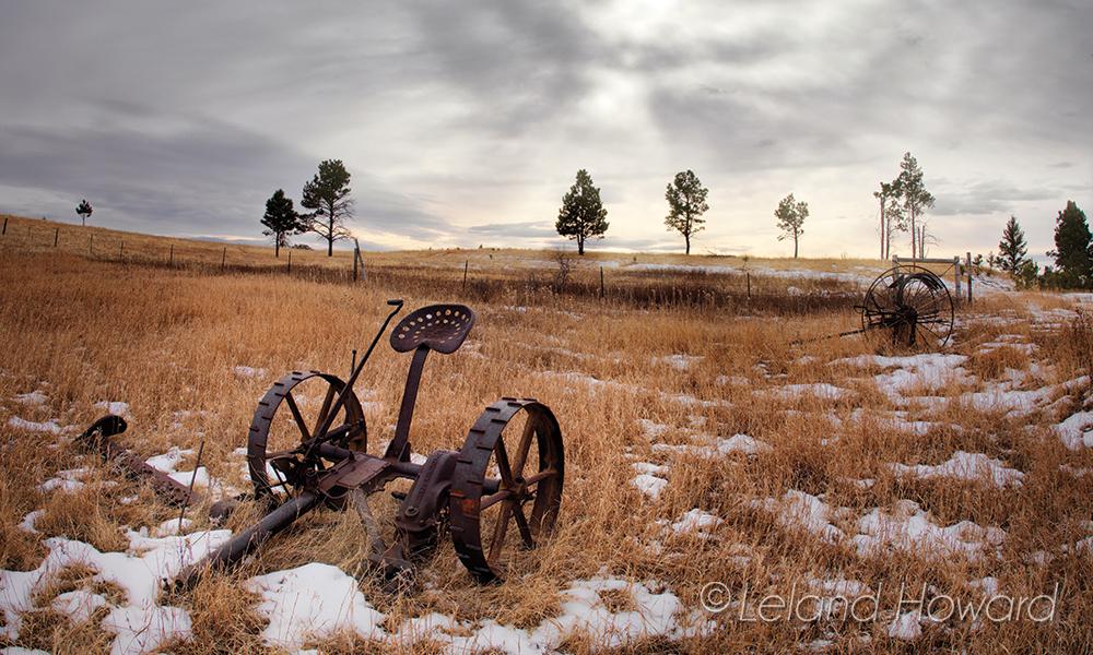 East Custer farm equipment