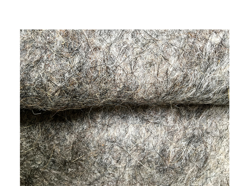 Heritage wool - Horse,Boar hair