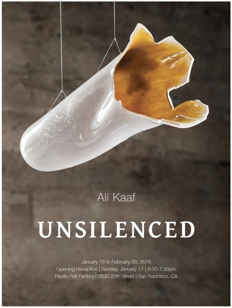 Unsilenced Evite