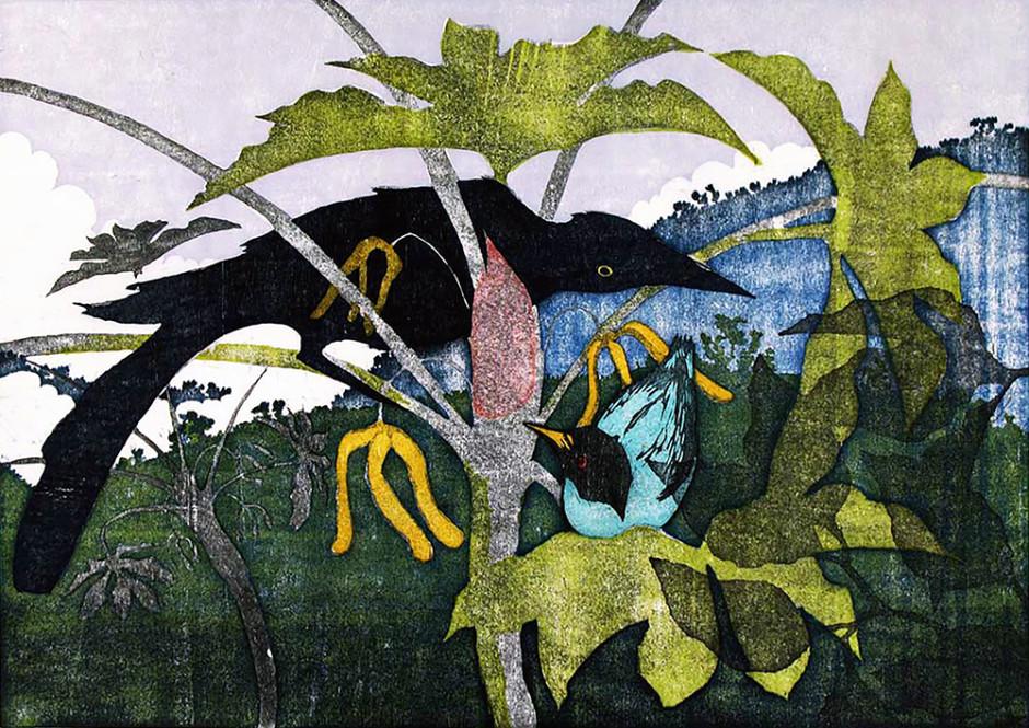 Alberto Murillo Lithograph